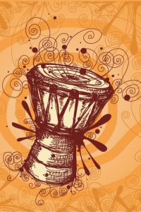 drum illustration